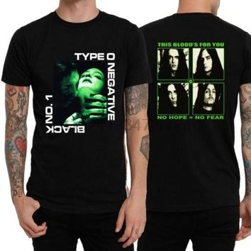 Type O Negative Gothic Metal Band Music Style New Shirt