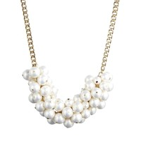 Pull&Bear Faux Pearl Necklace