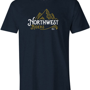 Grand T-Shirt Midnight Navy Heather