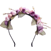 All accessories > WILD BLOOM HEADBAND