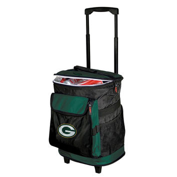 Green Bay Packers NFL Rolling Cooler