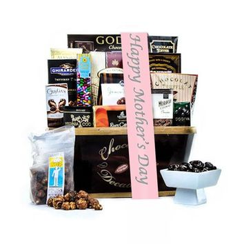 Mother's Day Chocolate Love Gift Basket