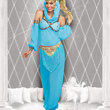 """Genie In A Bottle"" Costume"