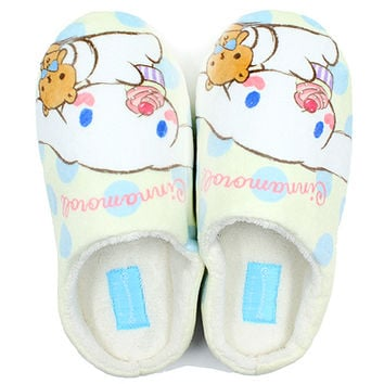 Buy Sanrio Cinnamoroll Cupcake Fleece Lined Slippers at ARTBOX