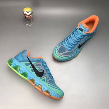 """NIKE"" Fashion Casual Multicolor Breathable Unisex Air Cushion Sneakers Couple Running"