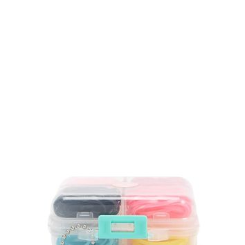 Colorful Hair Rubber Bands
