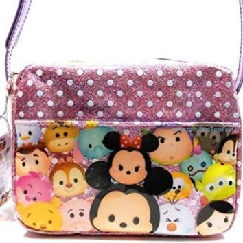 Authentic Tsum Tsum Organizer Cross-body Bag Digital Camera Case