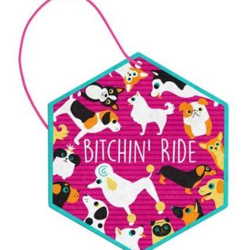 Bitchin' Ride Air Freshener (2 Pack) in Jasmine by Wit