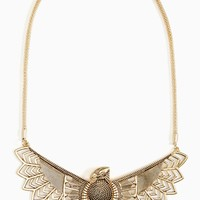 Grand Wingspan Necklace