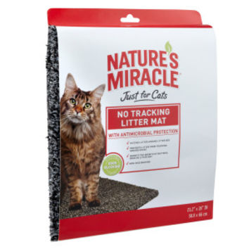 NATURE'S MIRACLE™ No Tracking Cat Litter Mat | Mats & Liners | PetSmart