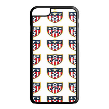 USA Soccer Ball World Cup iPhone 6S Plus Case