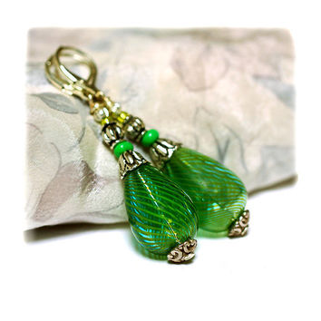 Christmas gift  lantern Earrings fall fashion  fresh by MADEbyMADA