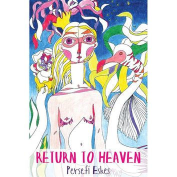 Return to heaven, Coloring book for adults