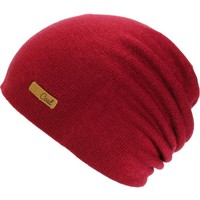 Coal Julietta Burgundy Beanie
