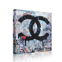 CHANEL CHIC CANVAS