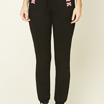 New York Graphic Sweatpants