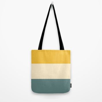 Sunshower Tote Bag by spaceandlines
