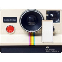 Instant Camera Polaroid Decora Rocker Light Switch Plate Cover