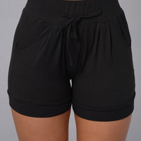 Discrete Shorts - Black