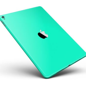 "Solid Mint V3 Full Body Skin for the iPad Pro (12.9"" or 9.7"" available)"