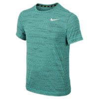 Nike Dri-FIT Cool Boys' Training Shirt Size Small (Green)