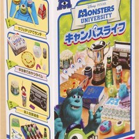 Disney Monster University Campus Re-Ment miniature blind box - Re-Ment Miniature