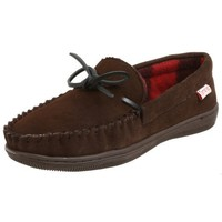 Tamarac by Slippers International Men's Trailer Moccasin Slippers