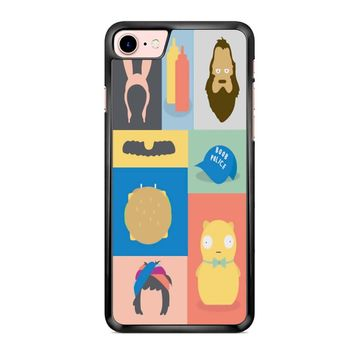 Tina Bob Burgers iPhone 7 Case