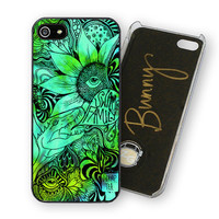 Swamp Family SIGNED Limited Edition iPhone 4/4S Case