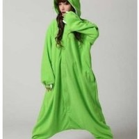 Adult Animal Onesuit Lovely One Eye Monster Pajamas Sleepsuit Sleepwear (Size S)