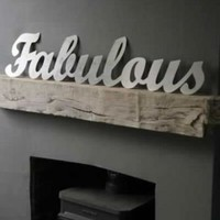 Metal Sign - Fabulous