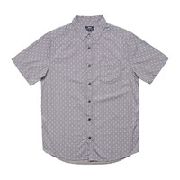 Eidon Wovens WildSide Short Sleeve Shirt Grey