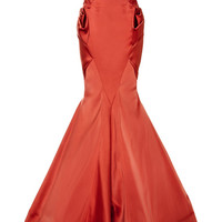 Stretch Duchess Gown by Zac Posen - Moda Operandi
