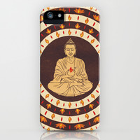 44. BUDDHA iPhone & iPod Case by Zen Pencils