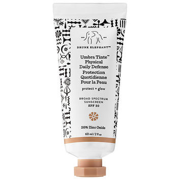 Umbra Tinte™ Physical Daily Defense Broad Spectrum Sunscreen SPF 30 - Drunk Elephant | Sephora