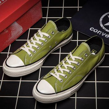 Converse Casual Sport Shoes Sneakers Shoes Green I