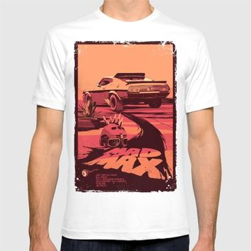 Mad Max T-shirt by Mike Wrobel
