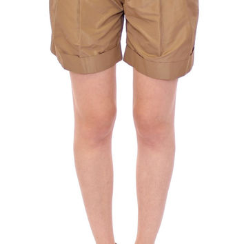 Dolce & Gabbana Brown chinos shorts pants