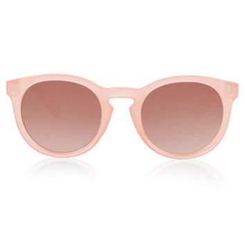 ROUNDED FRAME SUNGLASSES