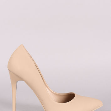 Pointy Toe Stiletto Pump | UrbanOG