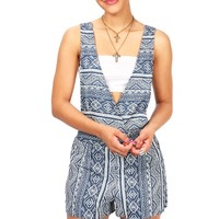 Aztec Horizon Romper | Cute Clothes at Pink Ice