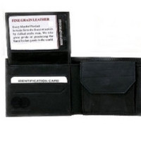 Casimir Leather Bi-Fold Wallet