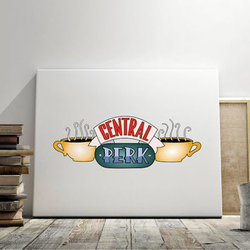 Home Decorating Tv Shows shop friends tv poster on wanelo