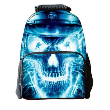 Cool Backpack school Cool School Backpack Teenage Sport Bag Animal Printing High-quality Durable Multifunction Outdoor Training Travel Gym Sport Bags AT_52_3