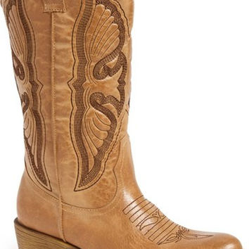 COCONUTS BY MATISSE 'Chance' Western Boot