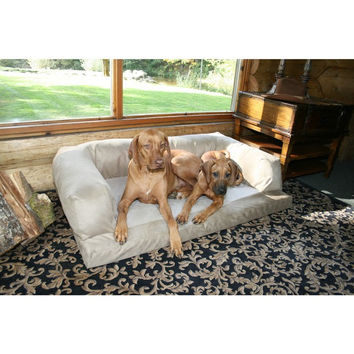 Hidden Valley Extra-large Baxter Orthopedic Dog Couch
