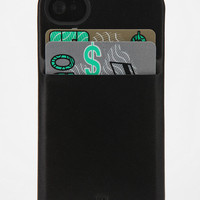 Urban Outfitters - HEX iPhone 4/4s Wallet Case