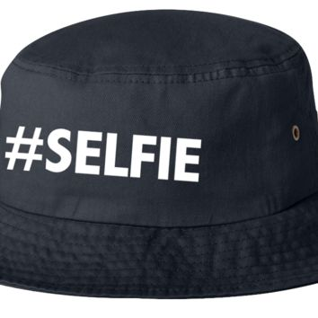 #selfie bucket hat template