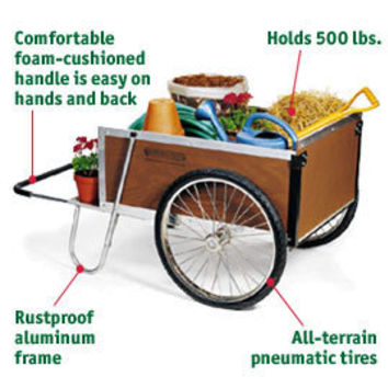 GSC Large Garden Cart