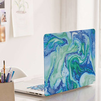 "Blue Marble 15"" Laptop Cover - Urban Outfitters"
